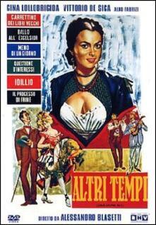 Altri tempi (zibaldone n. 1) di Alessandro Blasetti - DVD