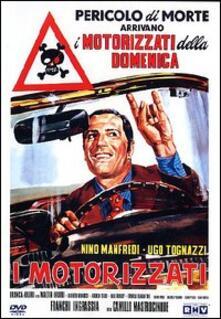 I motorizzati di Camillo Mastrocinque - DVD