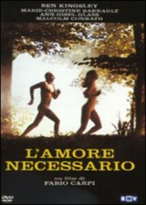 L' amore necessario (2 DVD) di Fabio Carpi - DVD