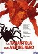 Cover Dvd DVD La tarantola dal ventre nero