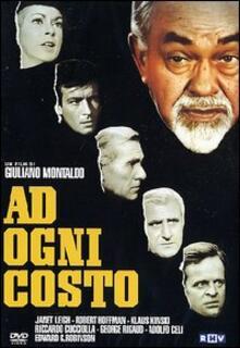 Ad ogni costo di Giuliano Montaldo - DVD