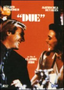 Due di Claude Zidi - DVD