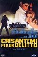 Cover Dvd Crisantemi per un delitto