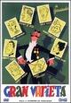 Cover Dvd DVD Gran varietà