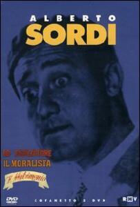 Alberto Sordi (3 DVD) di Giorgio Bianchi,Antonio Petrucci