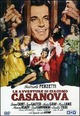 Cover Dvd Le avventure di Giacomo Casanova