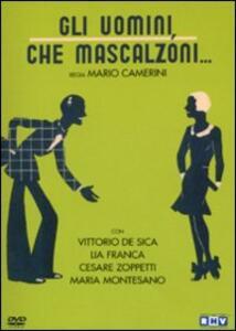 Gli uomini, che mascalzoni! di Mario Camerini - DVD