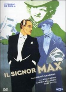 Il signor Max di Mario Camerini - DVD