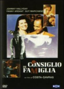Consiglio di famiglia di Costa-Gavras - DVD