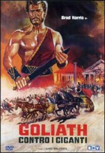 Goliath contro i giganti di Guido Malatesta - DVD