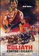 Cover Dvd DVD Goliath contro i giganti