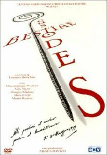 Custodes Bestiae di Lorenzo Bianchini - DVD