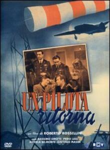 Un pilota ritorna di Roberto Rossellini - DVD