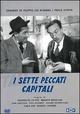 Cover Dvd DVD I sette peccati capitali [1]