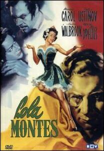 Lola Montes di Max Ophüls - DVD