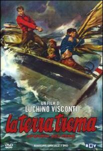La terra trema. Edizione speciale (DVD) di Luchino Visconti - DVD