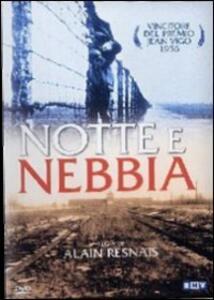 Notte e nebbia di Alain Resnais - DVD