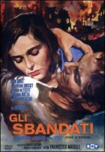 Gli sbandati di Francesco Maselli - DVD