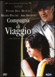 Compagna di viaggio di Peter Del Monte - DVD