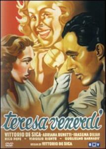 Teresa Venerdì di Vittorio De Sica - DVD