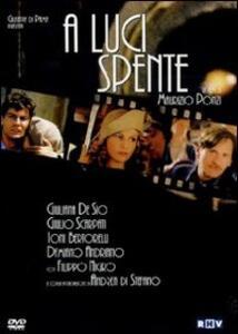 A luci spente di Maurizio Ponzi - DVD