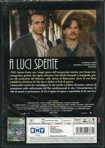 A luci spente di Maurizio Ponzi - DVD - 2