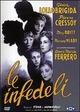 Cover Dvd Le infedeli
