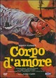 Cover Dvd DVD Corpo d'amore