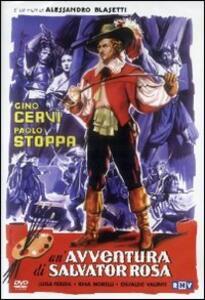 Un' avventura di Salvator Rosa di Alessandro Blasetti - DVD