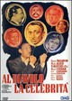 Cover Dvd Al diavolo la celebrità