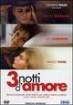 Cover Dvd DVD Tre notti d'amore