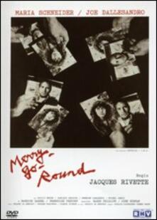 Merry Go Round di Jacques Rivette - DVD