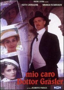 Mio caro dottor Gräsler di Roberto Faenza - DVD