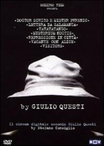by Giulio Questi. Il cinema digitale secondo Giulio Questi (2 DVD) di Giulio Questi - DVD