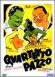 Cover Dvd Quartetto pazzo