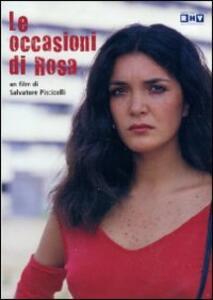 Le occasioni di Rosa di Salvatore Piscicelli - DVD