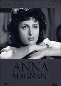 Anna Magnani (5 DVD) di Carmine Gallone,Mario Mattoli,Massimiliano Neufeld,Guido Salvini,Chris Vermorcken