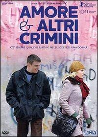 Cover Dvd Amore & altri crimini