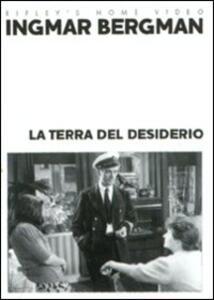La terra del desiderio di Ingmar Bergman - DVD