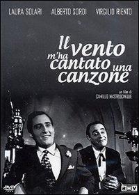 Cover Dvd Il vento mi ha cantato una canzone