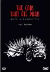 Cars That Ate Paris. Le macchine che distrussero Parigi di Peter Weir - DVD