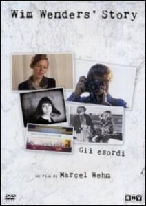 One Who Set Forth. Gli esordi di Wim Wenders di Marcel Wehn - DVD