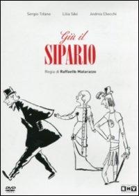 Cover Dvd Giù il sipario
