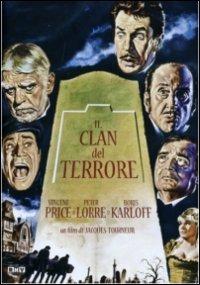 Locandina Il clan del terrore