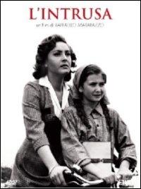 Cover Dvd intrusa (DVD)