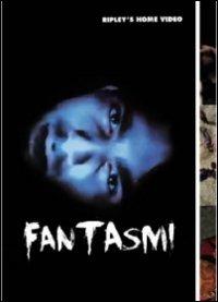 Cover Dvd Fantasmi. Italian Ghost Stories (DVD)