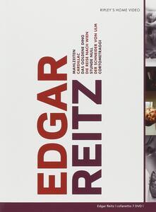 Edgar Reitz (7 DVD) di Alf Brustellin,Nicos Perakis,Edgar Reitz,Ula Stöckl,Edgar Reitz