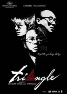 Triangle di Ringo Lam,Johnnie To,Tsui Hark - DVD