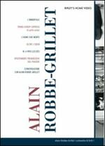 Alain Robbe-Grillet (8 DVD)