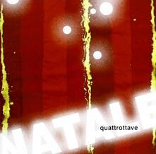 Natale - CD Audio di Quattrottave